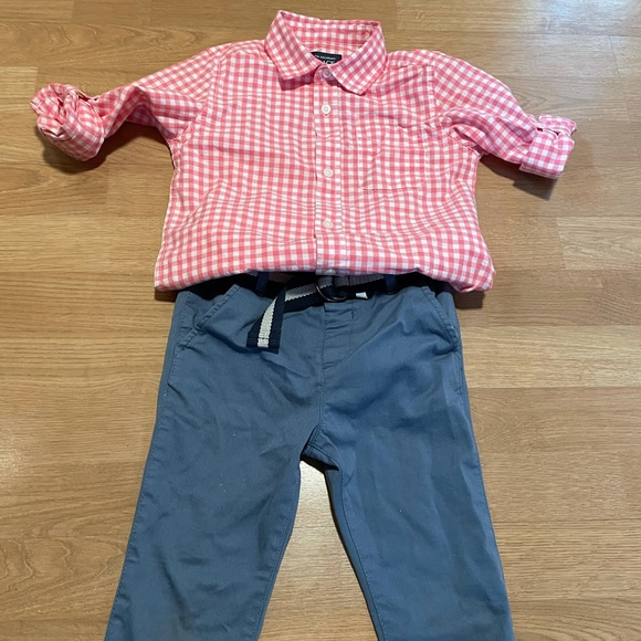 Boys spring outfit (NWT)